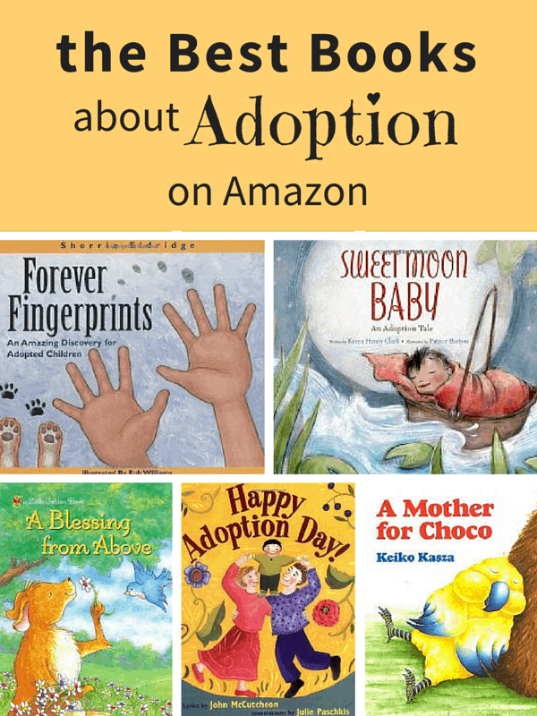 Best Books about Adoption on Amazon