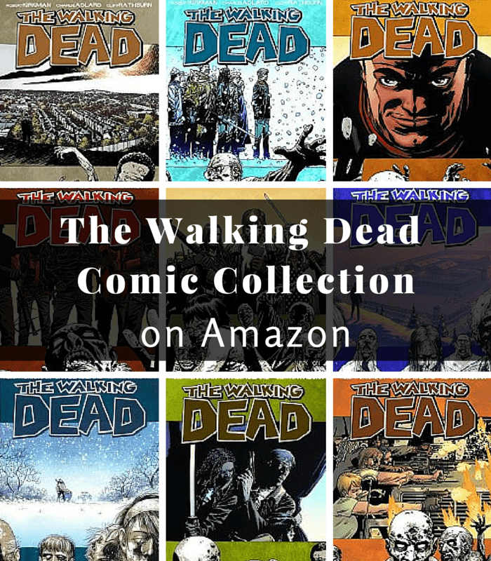 The Walking Dead Comic Collection by Robert Kirkman on Amazon