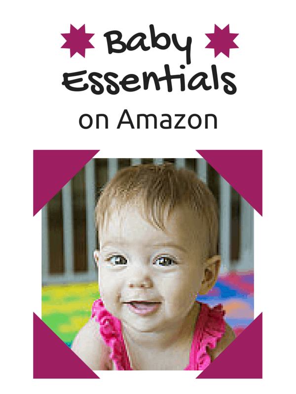 Baby Essentials on Amazon