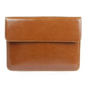 Soft Leather Laptop Case