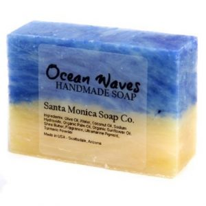 Ocean Waves Handmade Soap