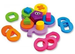 Stacking Shape Sorter