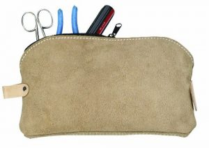 Multipurpose Leather Pouch