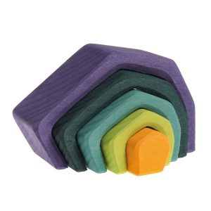 Stone Caves Nesting Blocks