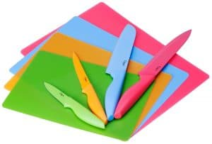Knife & Cutting Mat Set