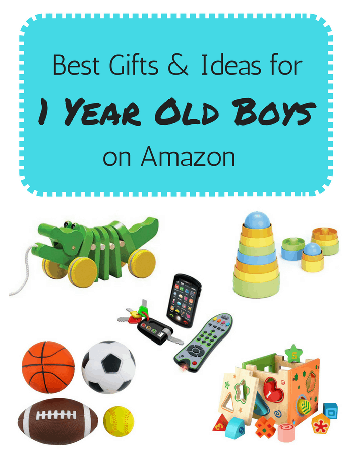 Best Gifts & Ideas For 1 Year Old Boys on Amazon
