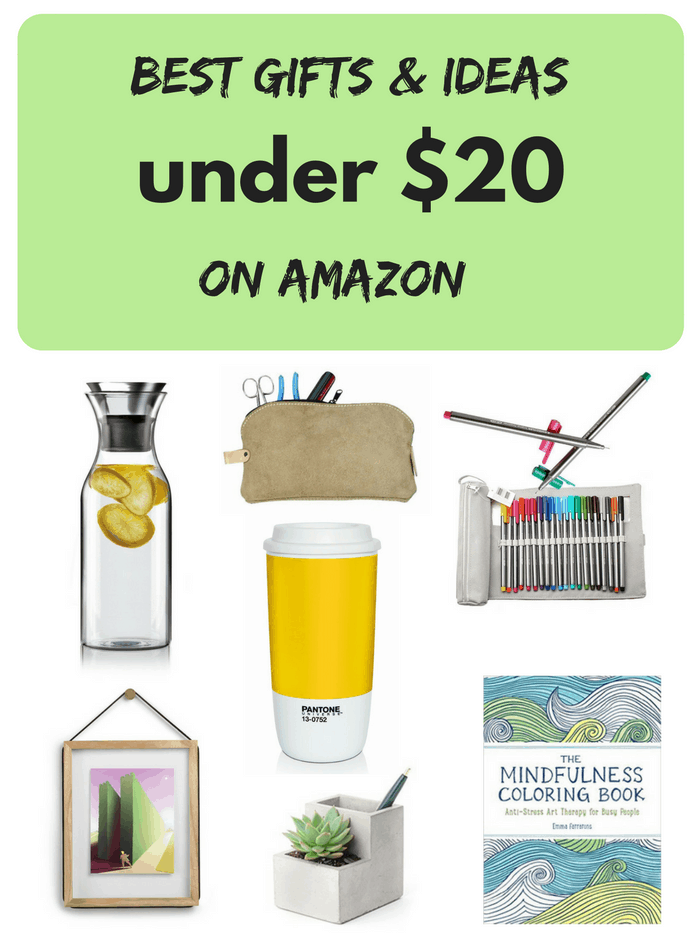 Best Gifts & Ideas under $20 on Amazon