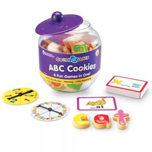 ABC Cookies Game