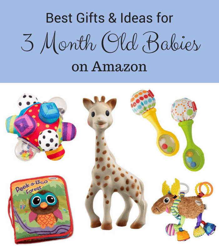 Best Gifts Amp Ideas For 3 Month Old Babies On Amazon