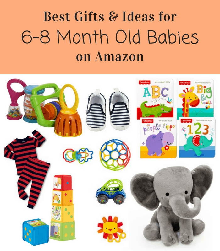 Baby Gift Ideas Boy 6 Months : Best gifts ideas for month olds on