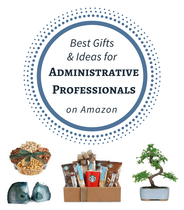Best Gifts & Ideas for Administrative Professionals on Amazon