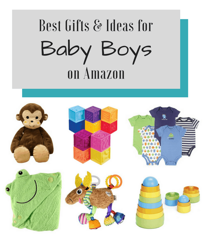 Best Gifts & Ideas for Baby Boys on Amazon