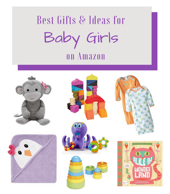 Best Gifts & Ideas for Baby Girls on Amazon