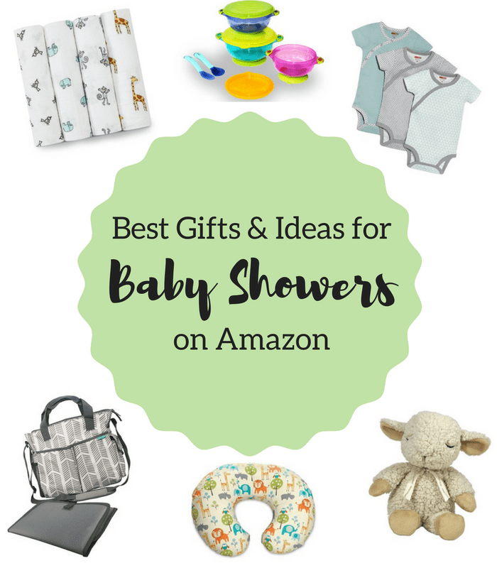 Best Gifts & Ideas for Baby Showers on Amazon