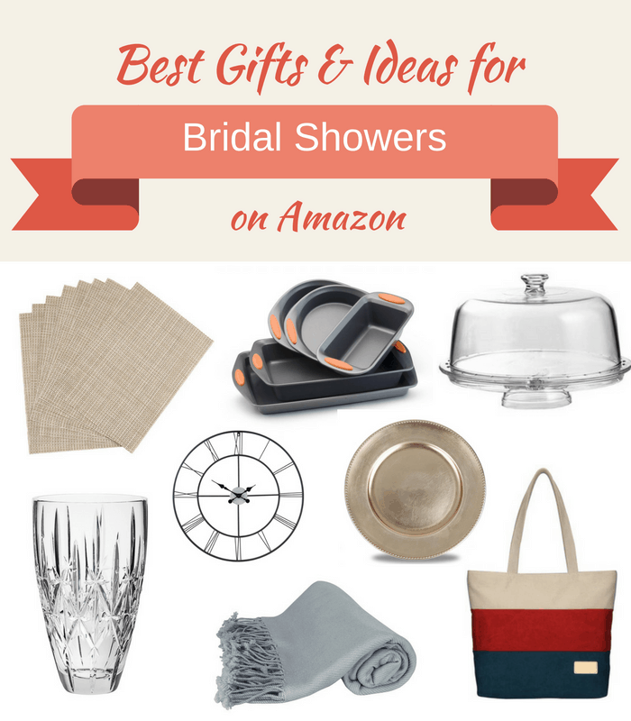 best gift ideas for bridal showers on amazon