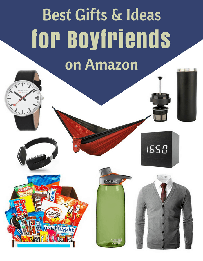 Best Gifts & Ideas for Boyfriends on Amazon