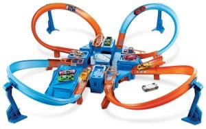 Hot Wheels Track Set