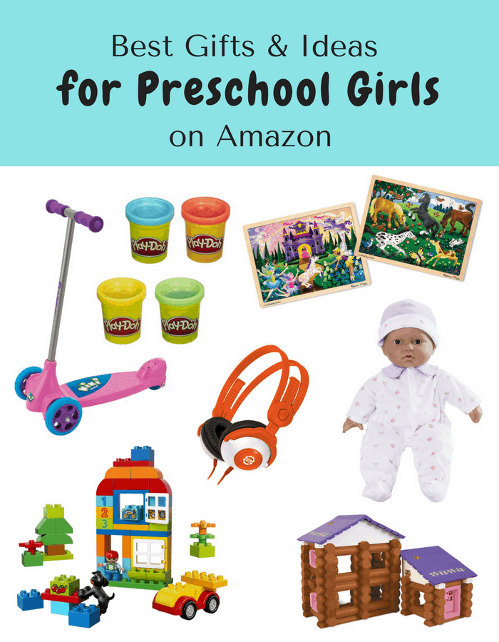 Best Gifts & Ideas for Preschool Girls (4-6 Years) on Amazon