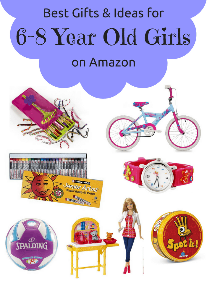 Toys For Girls 6 8 : Best gifts ideas for young school age girls years