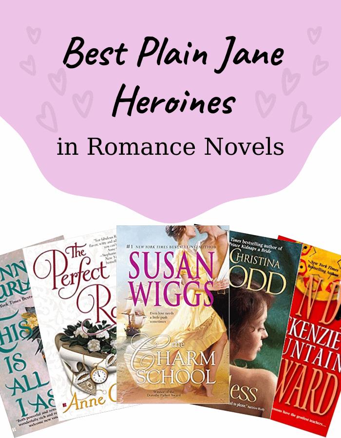 Best Plain Jane Heroines Feature Image