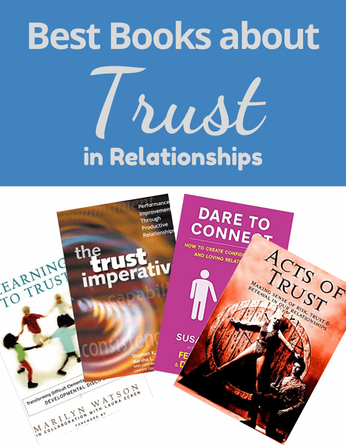 Best Books about Trust in Relationships