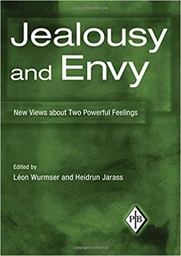alousy and Envy: New Views about Two Powerful Feelings