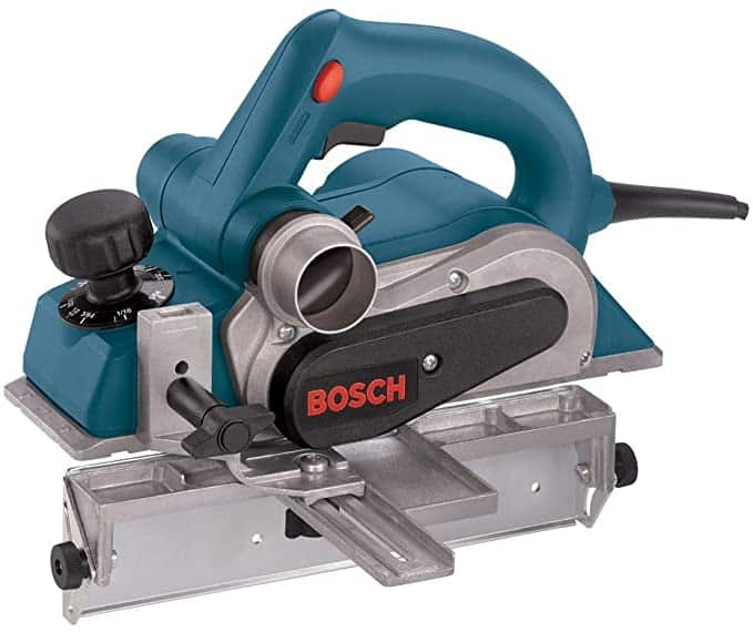 Bosch 1594K 6.5 Amp 3-1/4-Inch Planer Kit - Power Planers