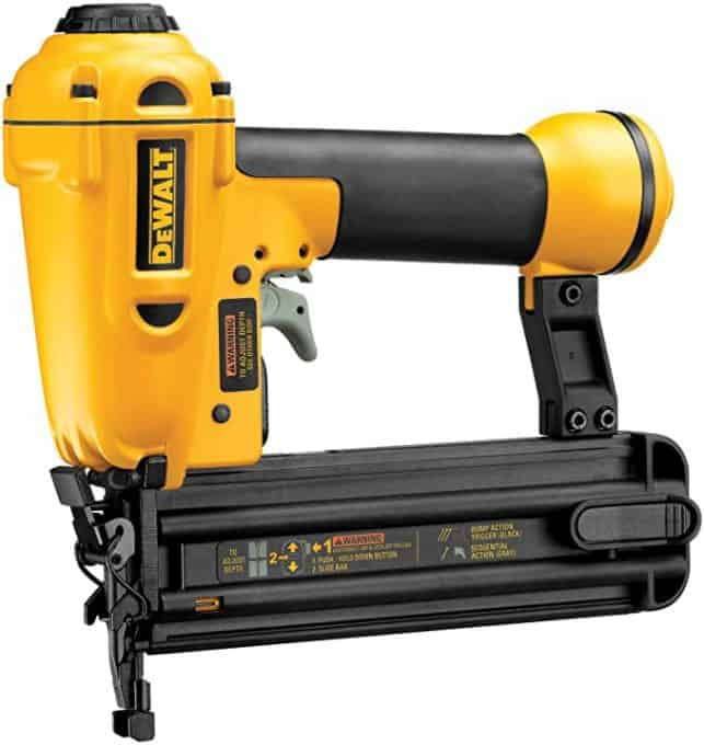 DEWALT D51238K 5/8-Inch to 2-Inch 18-Gauge Brad Nailer: Home Improvement