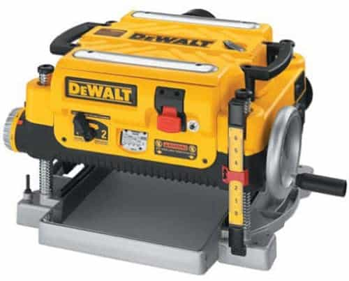 DEWALT DW735 13-Inch, Two Speed Thickness Planer - Power Planers
