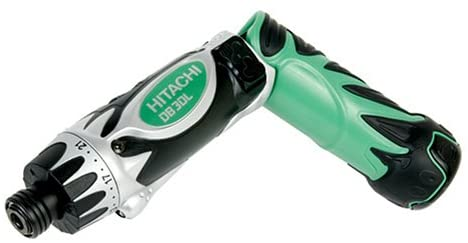 Hitachi DB3DL 3.6-Volt Lithium-Ion Cordless Screwdriver: Home Improvement