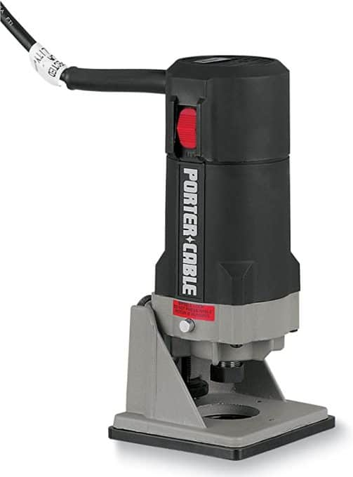 PORTER-CABLE 7310 5.6 Amp 3/4-Horsepower Laminate Trim Router - Power Routers