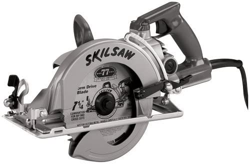 SKIL HD77 13 Amp 7-1/4-Inch Worm Drive Saw - Power Circular Saws