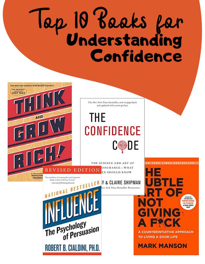 Books on Confidence