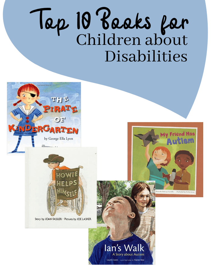 Books on Disabilities
