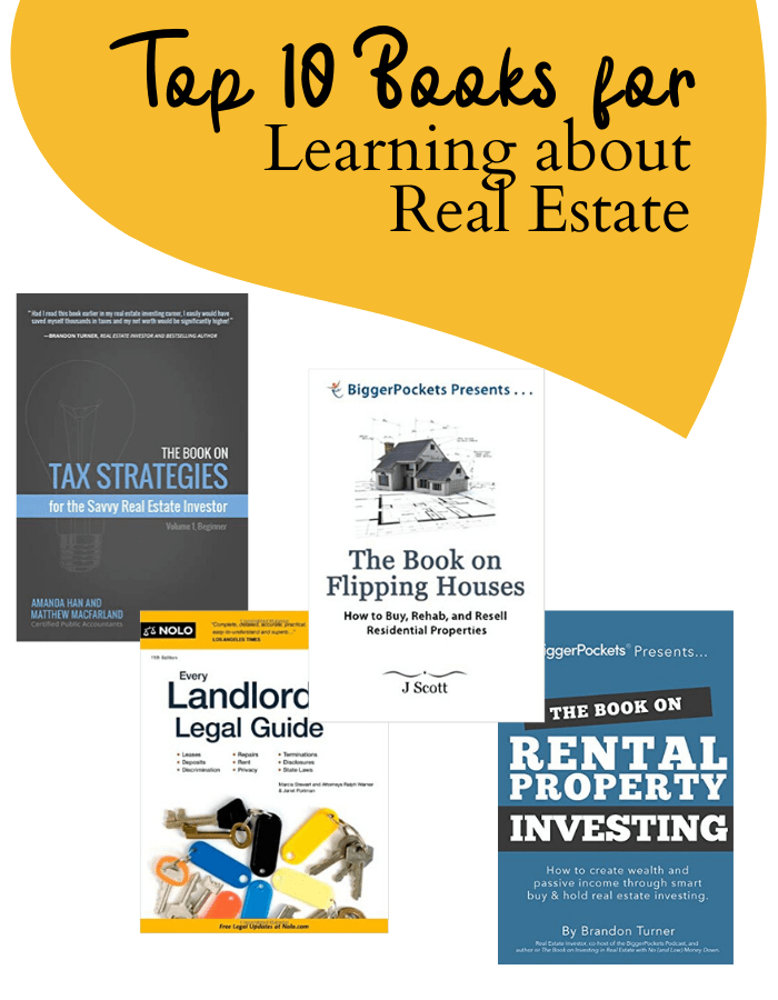 Books on Real Estate