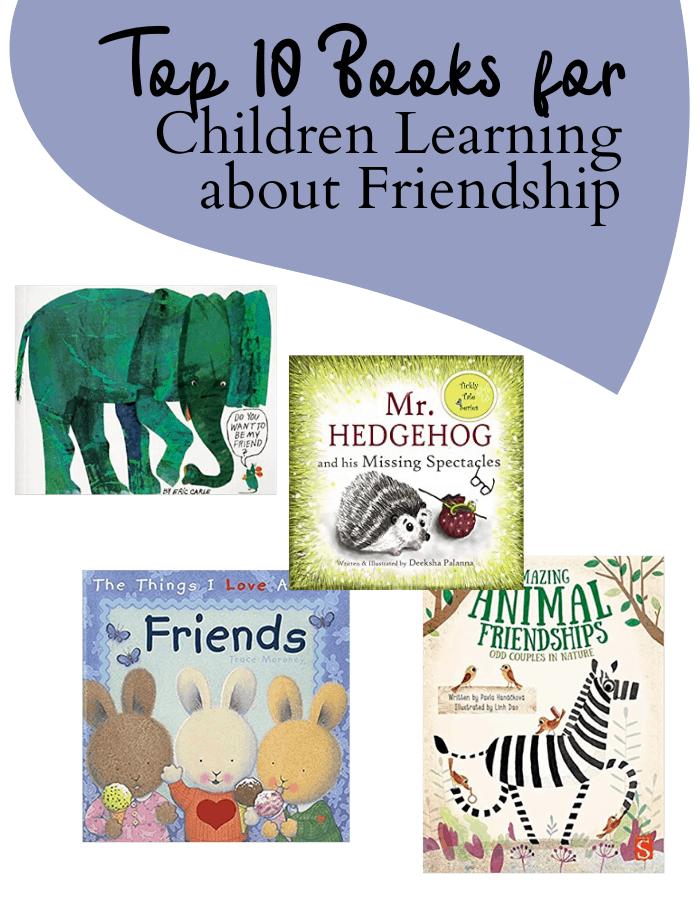 Picture Books Friendship